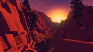 firewatch-sunset